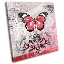 Butterfly Animal Animals - 13-0789(00B)-SG11-LO
